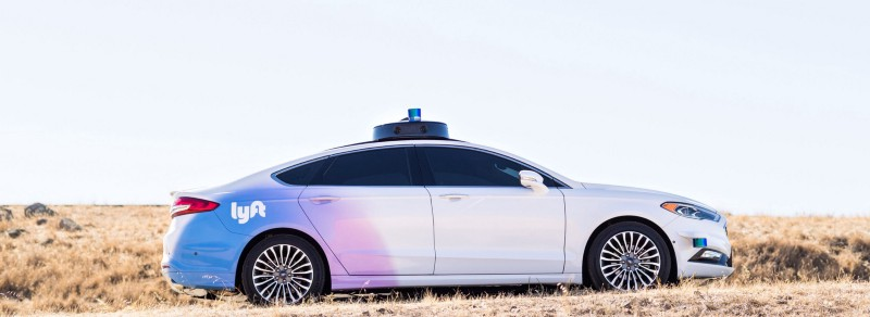 Lyft Self Driving Car