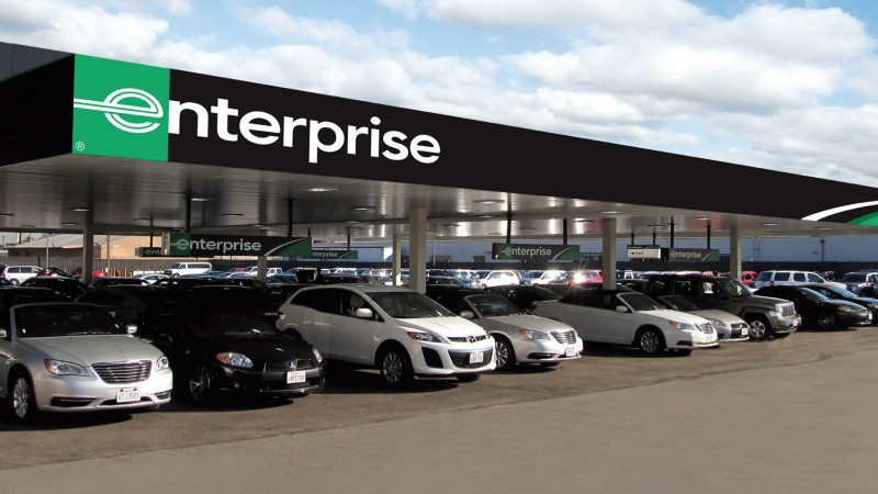 Enterprise Car Rental Office