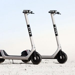 Bird Scooter-sharing