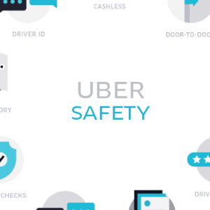 Uber Safety Campaign Banner