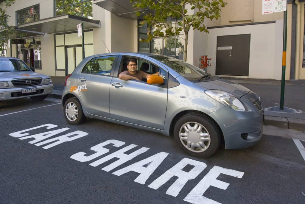 How Carsharing Transforms Parking And Real Estate Development